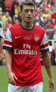 Mesut Ozil Will Shine at Arsenal